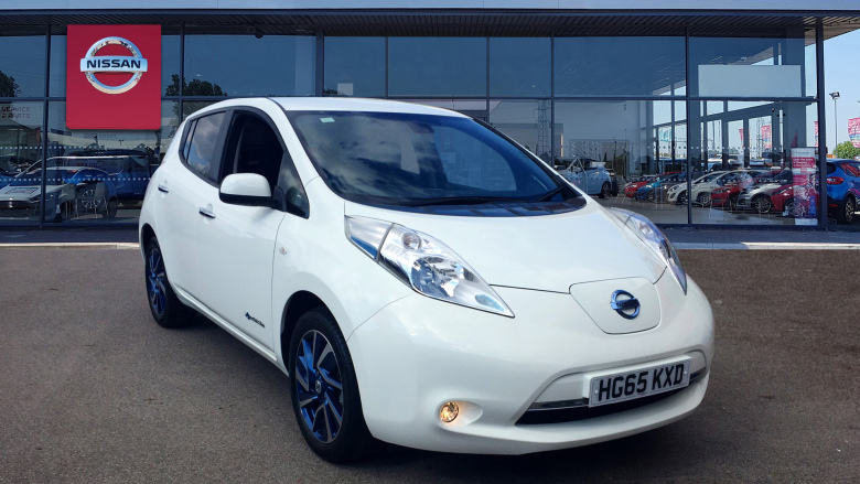 Nissan Leaf 80kW Acenta+ 5dr Auto [6.6kW Charger] Electric Hatchback